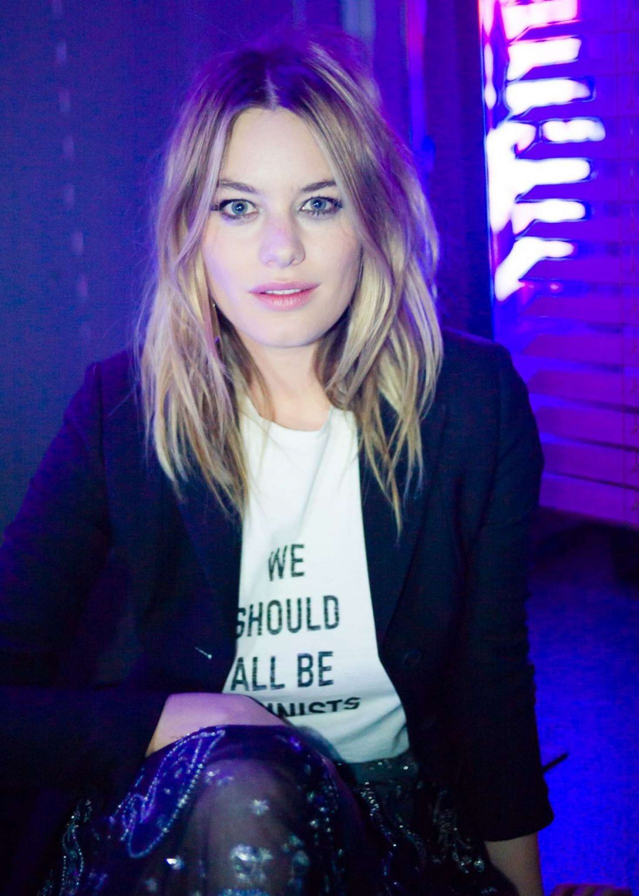 Camille Rowe Dior Celebrates Poison Girl In Nyc 1 31 2017