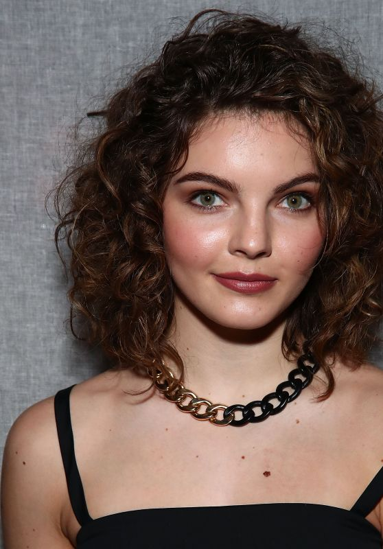 Camren Bicondova – Milly Fashion Show at NYFW 2/10/ 2017
