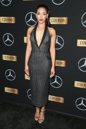 Candice Patton - Mercedes-Benz + ICON MANN 2017 Academy Awards Viewing Party in LA