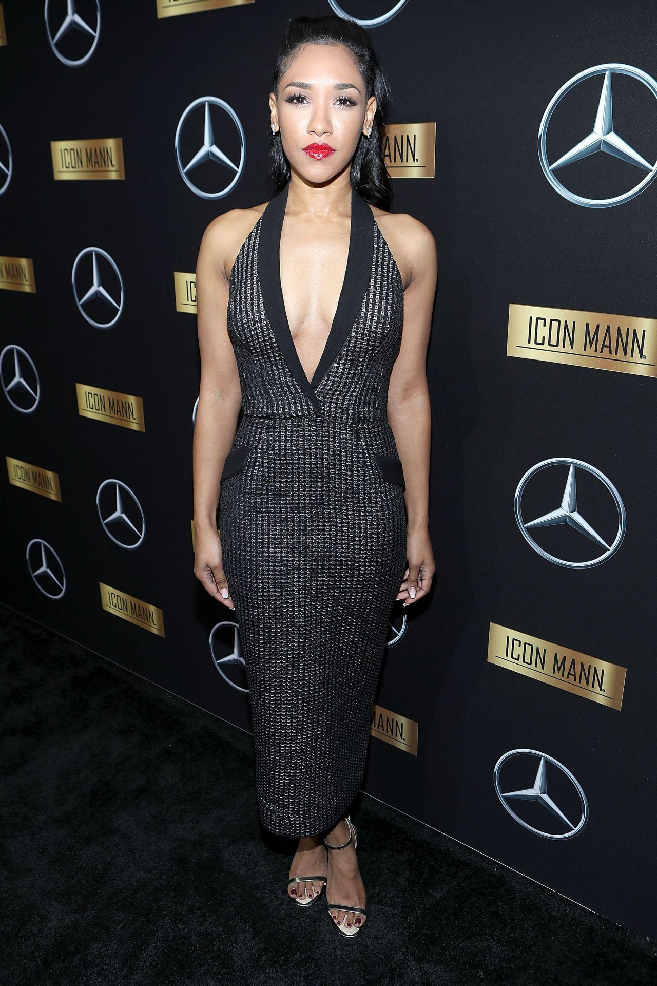 Candice Patton Mercedes Benz Icon Mann 2017 Academy