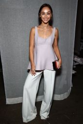 Cara Santana - Milly Fashion Show at NYFW 2/10/ 2017
