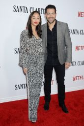 Cara Santana – Netflix's 'Santa Clarita Diet' Premiere in Hollywood 2/1/ 2017