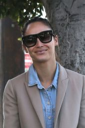 Cara Santana - Out in Los Angeles 1/2/ 2017