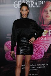 Carmen Carrera - Gender Revolution: A Journey With Katie Couric Premiere in NYC 2/2/ 2017