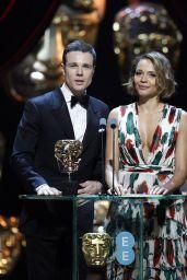 Carmen Ejogo at BAFTA Awards in London, UK 2/12/ 2017