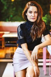 Caroline Dhavernas - Chatelaine Magazine March 2017 Photos