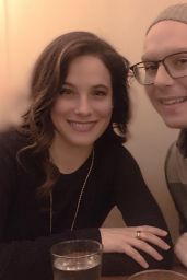 Caroline Dhavernas - Social Media Photos, January 2017