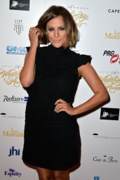 Caroline Flack – 17th Annual WhatsOnStage Awards in London 2/19/ 2017