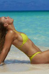 Caroline Wozniacki in Bikini - Sports Illustrated Swimsuit 2017