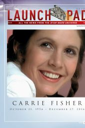 Carrie Fisher - Star Wars Insider March 2017 Issue