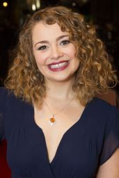 Carrie Hope Fletcher – 17th Annual WhatsOnStage Awards in London 2/19/ 2017