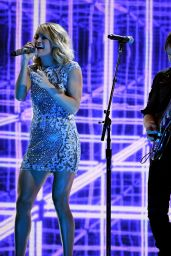Carrie Underwood Performs at 59th Annual GRAMMY Awards in Los Angeles 02/12/2017