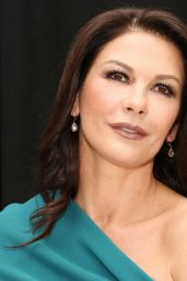 Catherine Zeta-Jones Attends