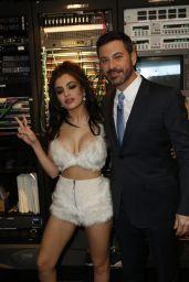 Charli XCX - Jimmy Kimmel Live! in Hollywood 2/7/ 2017
