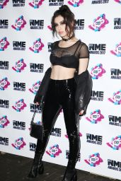 Charli XCX - NME Awards in London 2/15/ 2017