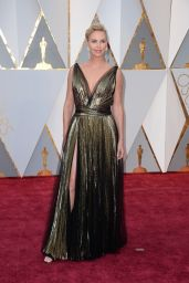 Charlize Theron – Oscars 2017 Red Carpet in Hollywood