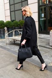 Charlize Theron Style - Out in New York 2/8/ 2017