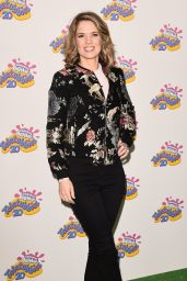 Charlotte Hawkins - Teletubbies 20th Anniversary Party in London 2/26/ 2017
