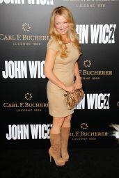 Charlotte Ross – 'John Wick: Chapter 2' Premiere in Los Angeles 1/30/ 2017