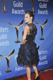 Chelsey Crisp – Writers Guild Awards in Los Angeles 2/19/ 2017