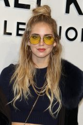 Chiara Ferragni – Michael Kors Fashion Show in New York 2/15/ 2017