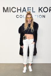 Chiara Ferragni – Michael Kors Fashion Show in New York 2/15/ 2017
