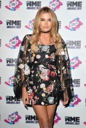 Chloe Lloyd - NME Awards in London 2/15/ 2017