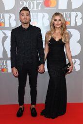 Chloe Lloyd – The Brit Awards at O2 Arena in London 2/22/ 2017