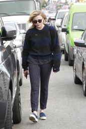 Chloe Moretz - Out in Los Angeles 2/25/ 2017