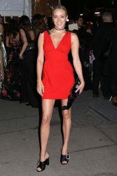 Chloe Sevigny at amfAR New York Gala Red Carpet, 2/8/ 2017