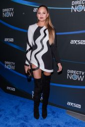 Chrissy Teigen - DIRECTV NOW Super Saturday Night Super Bowl LI Party in Houston 2/4/ 2017