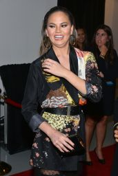 Chrissy Teigen – SI Swimsuit Edition Launch Event in New York City 2/16/ 2017
