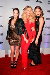 Christie Brinkley, Sailor Brinkley Cook, Alexa Ray Joe – SI Swimsuit 2017 Launch Party in NYC 2/16/ 2017