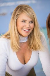 Christie Brinkley – VIBES By SI Swimsuit Launch Festival in Houston 2/18/ 2017 – Day 2