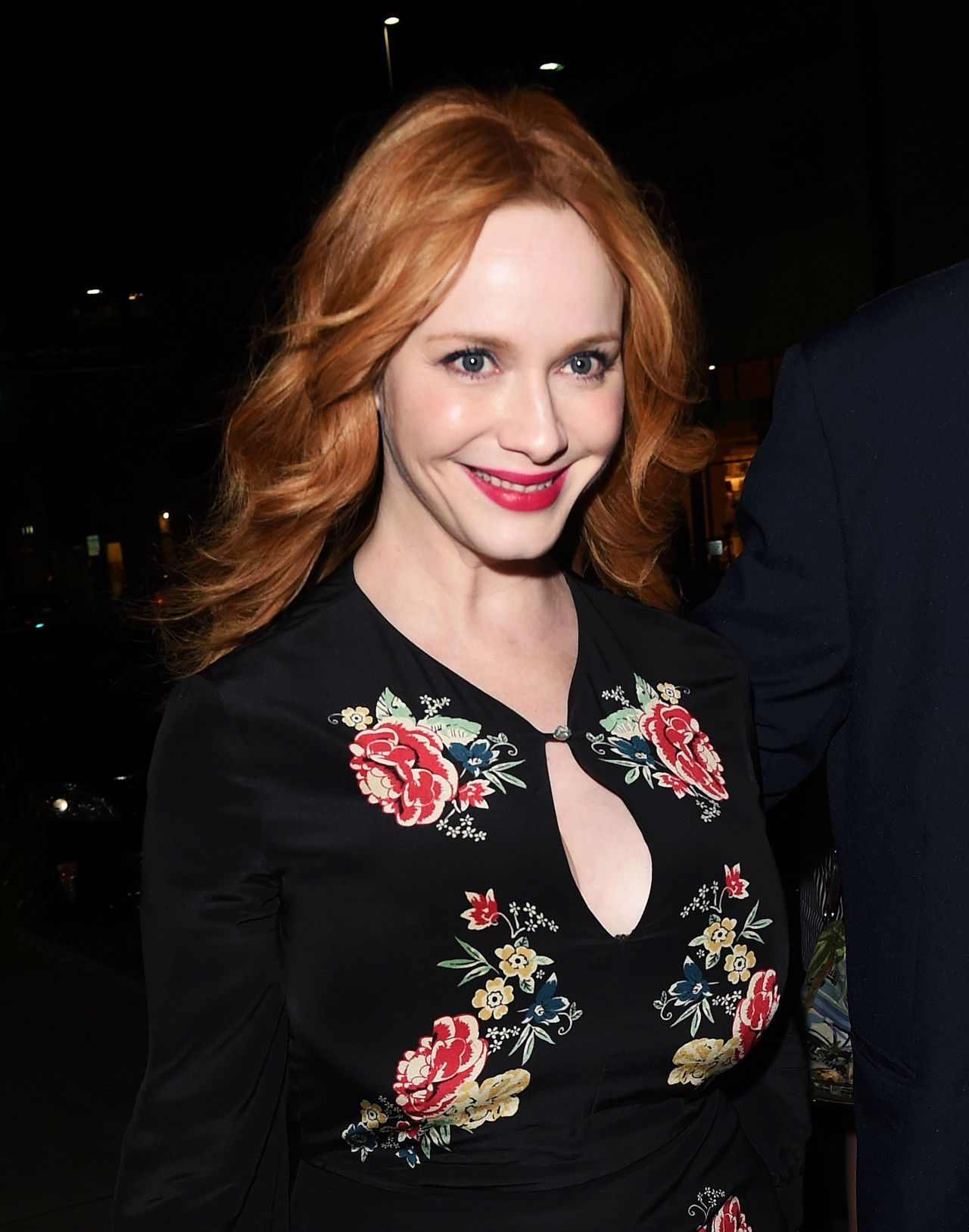 Christina Hendricks - 'Mad Men' TV Series Book Party in LA ... Christina Hendricks