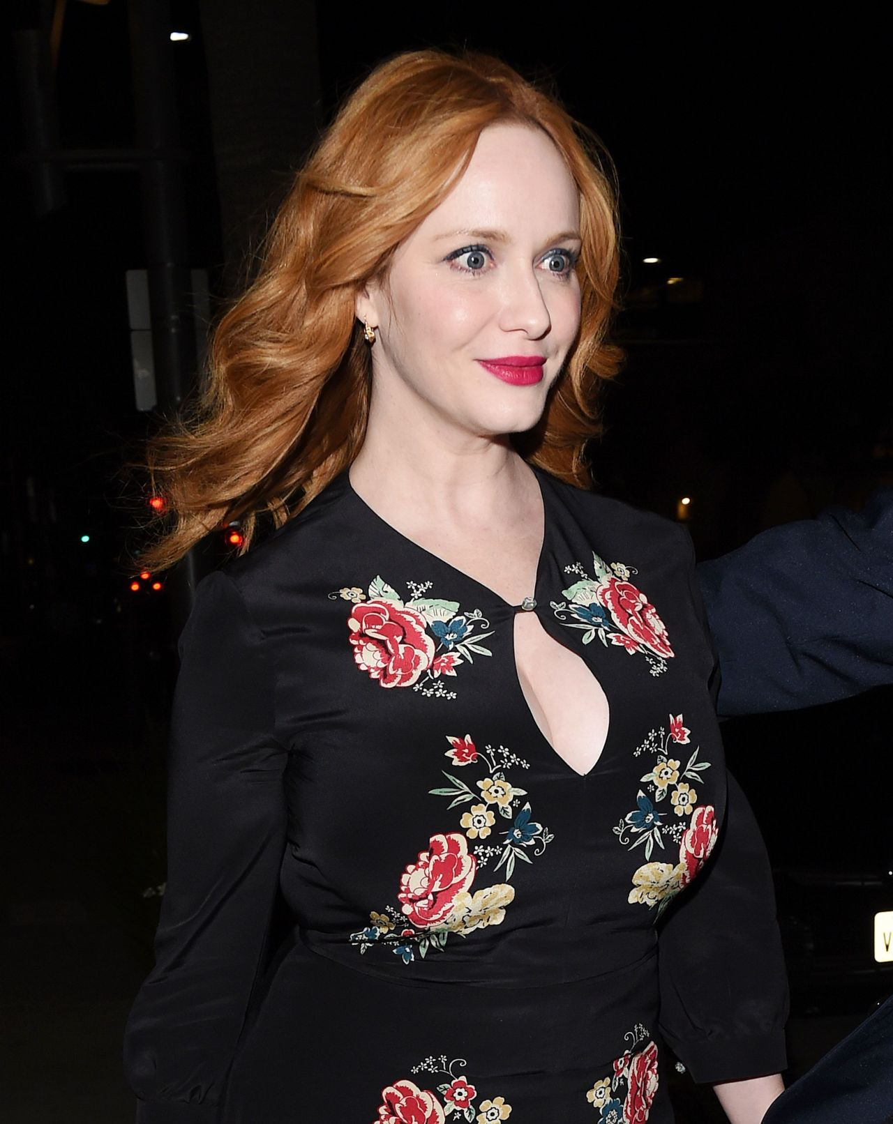 Christina Hendricks - 'Mad Men' TV Series Book Party in LA ...