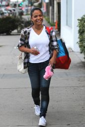 Christina Milian - Out in West Hollywood 2/13/ 2017