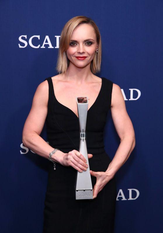 Christina Ricci - SCAD Presents aTVfest 2017 - Vanguard Award Presentation 2/4/ 2017