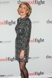 Christine Baranski – 'The Good Fight' Premiere in New York 2/8/ 2017