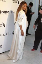 Ciara at Elton John AIDS Foundation's Academy Awards 2017 Viewing Party in West Hollywood