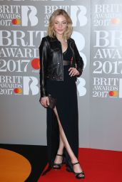 Clara Paget – The Brit Awards at O2 Arena in London 2/22/ 2017