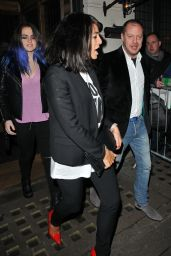 Claudia Winkleman – Harvey Weinstein Pre BAFTAs Dinner in London, UK 2/10/ 2017