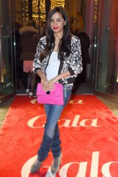Collien Ulmen-Fernandes – Opening Night by GALA and UFA as part of 67th Berlinale International Film Festival