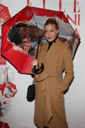 Costanza Caracciolo – Elle Italy 30 Years of Fashion Street Party in Milan 2/25/ 2017