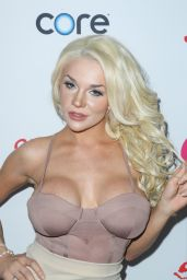 Courtney Stodden – OK! Magazine's Pre-Grammy Event in Hollywood 2/9/ 2017