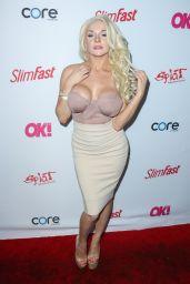 Courtney Stodden – OK! Magazine's Pre-Grammy Event in Hollywood 2/9/ 2017