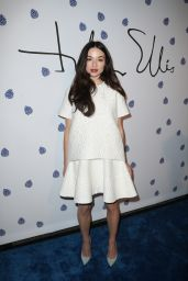 Crystal Reed – Tyler Ellis Celebrates 5th Anniversary at Chateau Marmont in West Hollywood 1/31/ 2017
