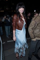Daisy Lowe at London Fashion Week - Love & Burberry After Party 2/20/ 2017