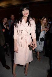Daisy Lowe - London Fashion Week AW17 Fashion Film Event 2/17/ 2017