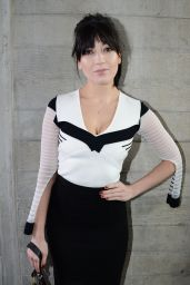 Daisy Lowe - Roland Mouret Show at London Fashion Week 02/19/ 2017